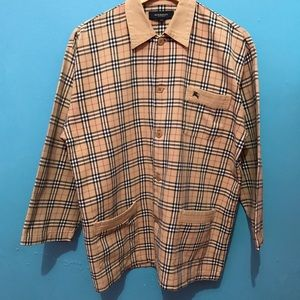 Authentic Burberry Long Sleeve Shirt